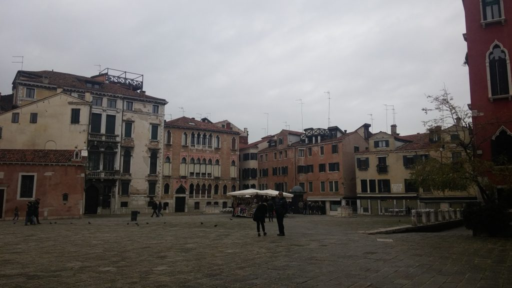 Campo de San Estefano, Venecia, Italia, 2016 | rominitaviajera.com