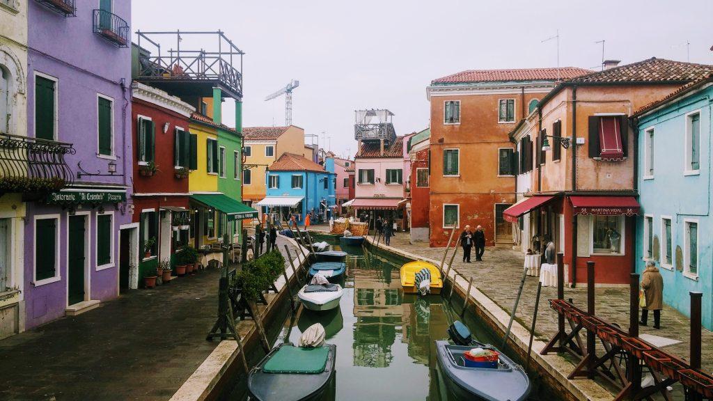 Casitas de colores de Burano, Venecia, Italia, 2016 | rominitaviajera.com