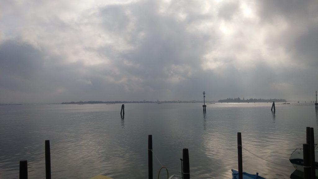 A orillas del mar, Burano, Venecia, Italia, 2016 | rominitaviajera.com
