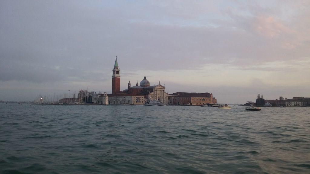Atardecer en el Gran Canal, Venecia, Italia, 2016 | rominitaviajera.com