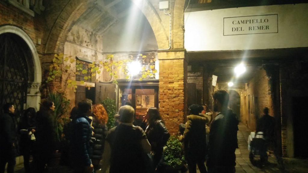 Bar de aperitivo, Venecia, Italia, 2016 | rominitaviajera.com