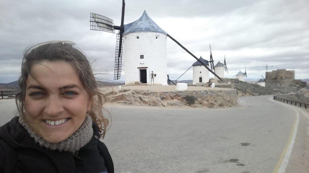 @rominitaviajera en Consuegra, España, abril 2016