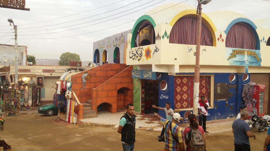 Descubriendo el Pueblo Nubio, Sur de Egipto, marzo 2016