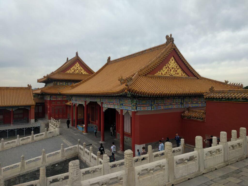 La Ciudad Prohibida, Pekín, China, 2017