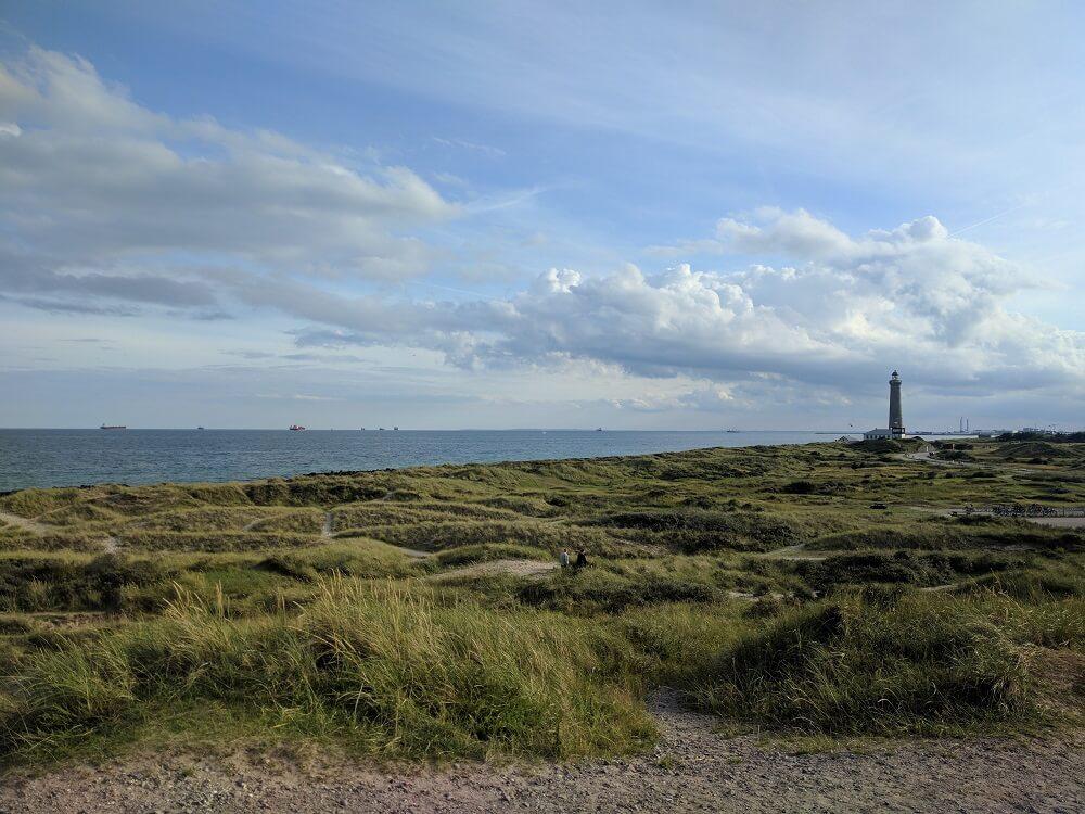 Faro de Skagen, Dinamarca, 2017, rominitaviajera.com