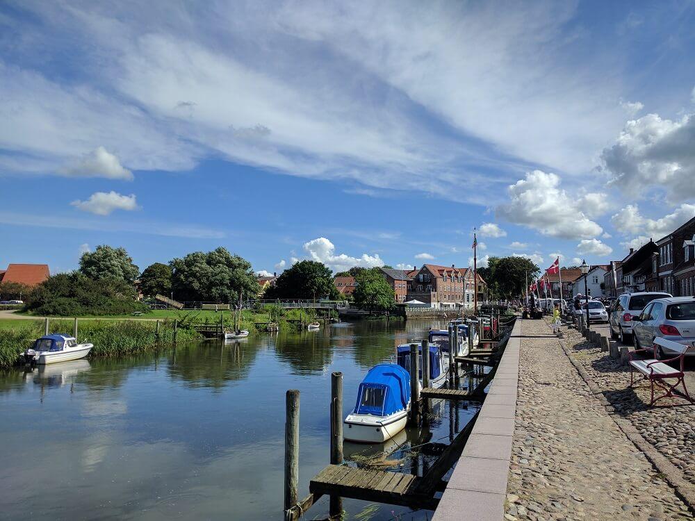 Canal de Ribe, Dinamarca, 2017, rominitaviajera.com