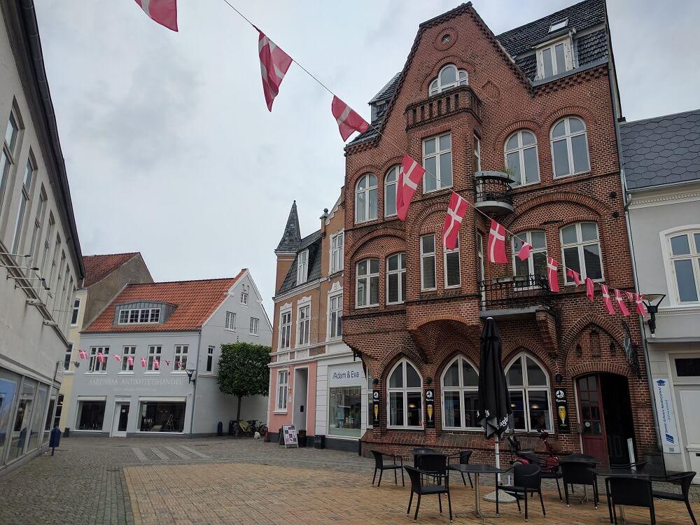 Aabenraa, Dinamarca, 2017, rominitaviajera.com