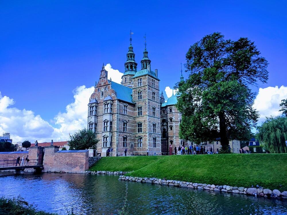 Castillo de Rosenborg, Copenhague, Dinamarca, 2017, rominitaviajera.com