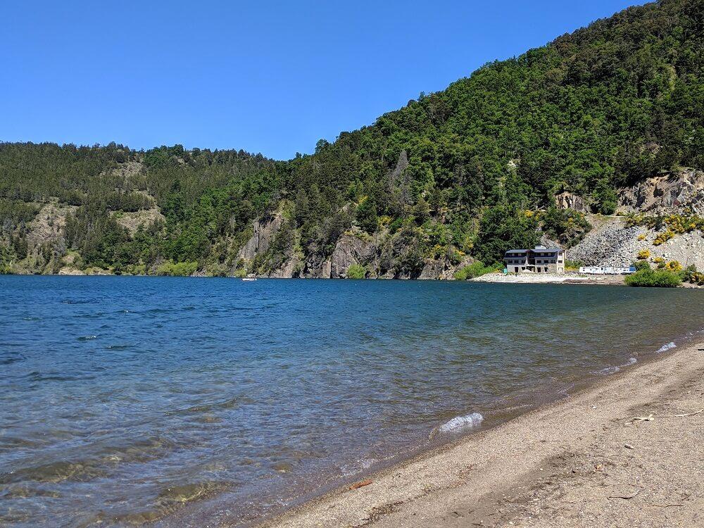 Lago Lácar, San Martín de los Andes, Argentina, noviembre 2017