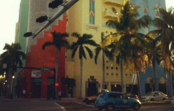 Washington Street y 5th Avenue, Miami, USA, 2013