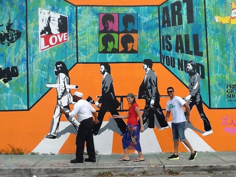 Wynwood barrio Miami 2013 | rominitaviajera.com